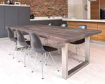 Bespoke contemporary furniture large furniture wood for 10 seater dining table uk