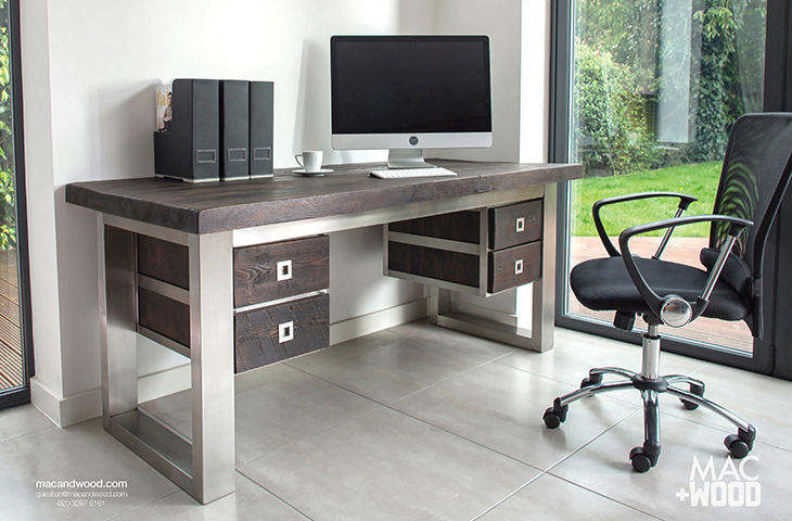 Contemporary Desks - Mac+Wood | Contemporary Furniture