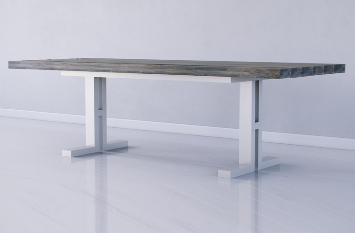 Tron Table design by Mac+Wood