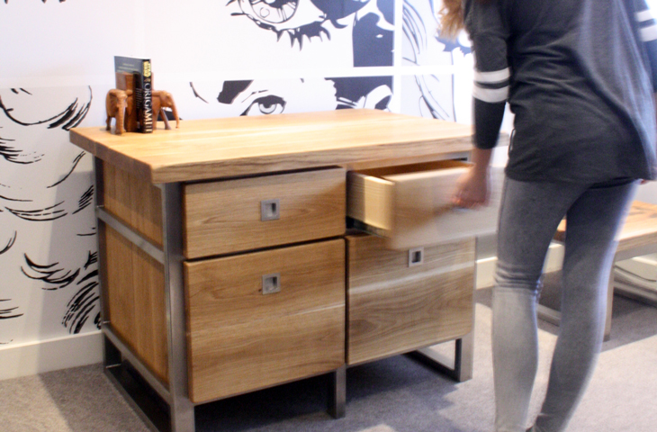 Wooden Chest Of Drawers: Solid Wood Chest Of Drawers