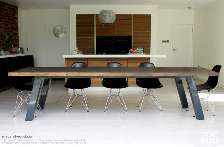 Mac+Wood Sweep Table design