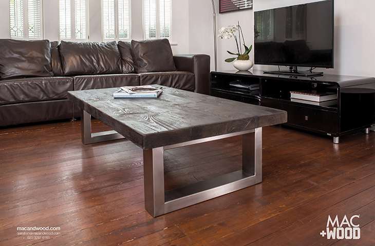 contemporary coffee tables copper zinc dekton wood coffee tables. Black Bedroom Furniture Sets. Home Design Ideas