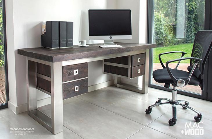 Contemporary Desks - Mac+Wood | Contemporary Furniture