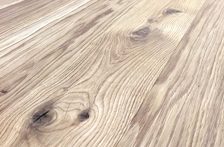 Character Oak finish