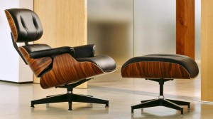 Eames Lounge Chair wood furniture