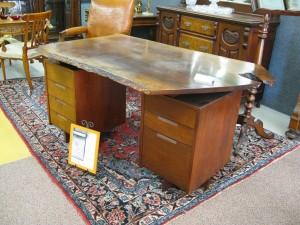 A rare Nakashima desk