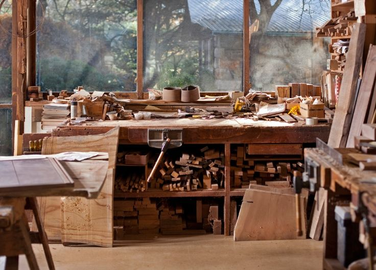 Iconic Woodworkers