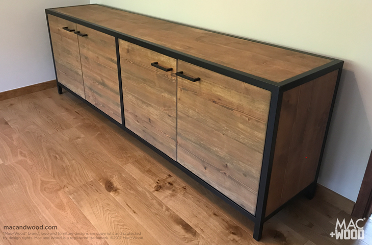 Mac+Wood Sideboard
