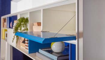Mondular by Mac+Wood - bespoke shelves and draws