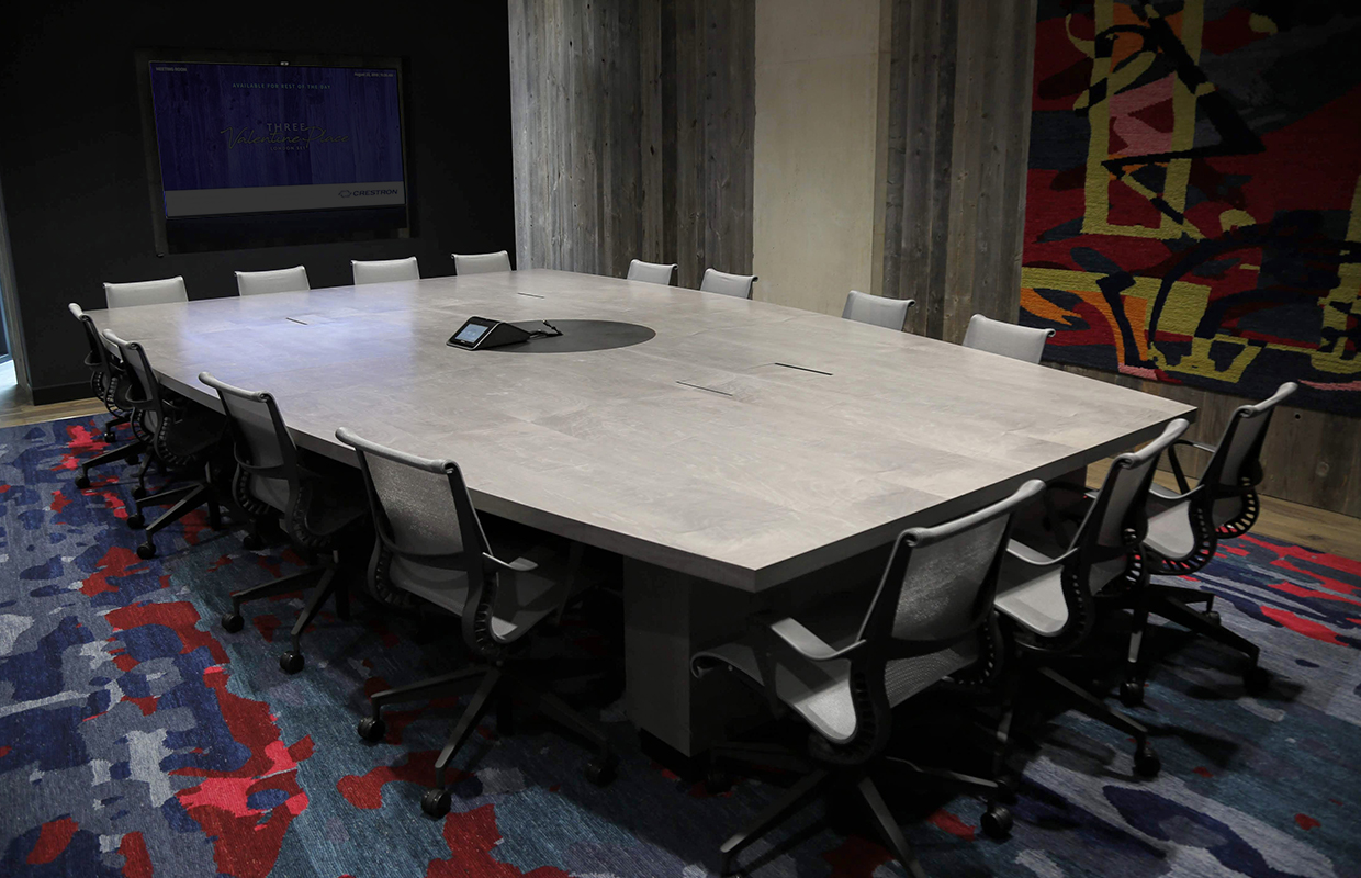 Mac&Wood - Boardroom table